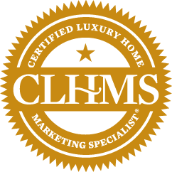 CERTIFIED LUXURY HOME MARKETING SPECIALIST™